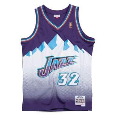 Swingman Jersey Utah Jazz Road 1996-97 Karl Malone fff9e837b0