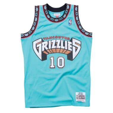 96f2bb4cdb5 Swingman Jersey Vancouver Grizzlies Road 1998-99 Mike Bibby