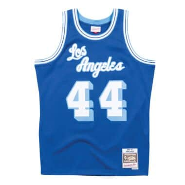 Swingman Jersey Los Angeles Lakers Road 1960-61 Jerry West 83eb013bb