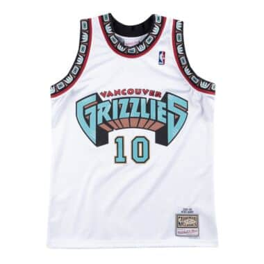 5963eed00 Swingman Jersey Vancouver Grizzlies Home 1998-99 Mike Bibby