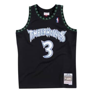 54ae74ec1f7 Swingman Jersey Minnesota Timberwolves Alternate 1997-98 Stephon Marbury