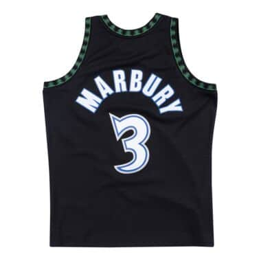 b07f2b03710 Swingman Jersey Minnesota Timberwolves Alternate 1997-98 Stephon Marbury