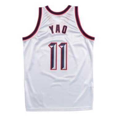 5c312d46c Platinum Swingman Jersey Houston Rockets 2002-03 Yao Ming - Shop ...