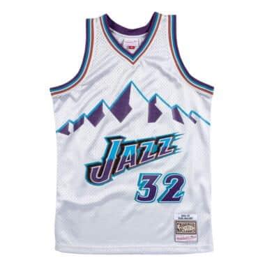 d4e57f19b61 Platinum Swingman Jersey Utah Jazz 1996-97 Karl Malone
