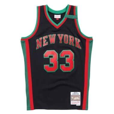 Christmas Swingman Jersey New York Knicks 1998-99 Patrick Ewing c8478c36c