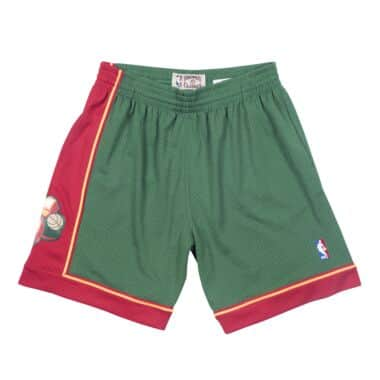 2e007350adde Swingman Shorts Seattle SuperSonics Road 1995-96