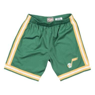 cf99d40f047 Swingman Shorts Utah Jazz Road 1979-80