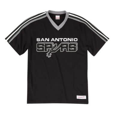 Overtime Win V-Neck Tee San Antonio Spurs bb87ba7ec