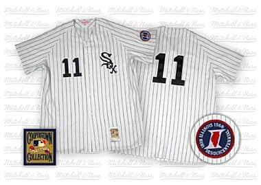 a2b0ef0b79e Luis Aparicio 1968 Authentic Jersey Chicago White Sox
